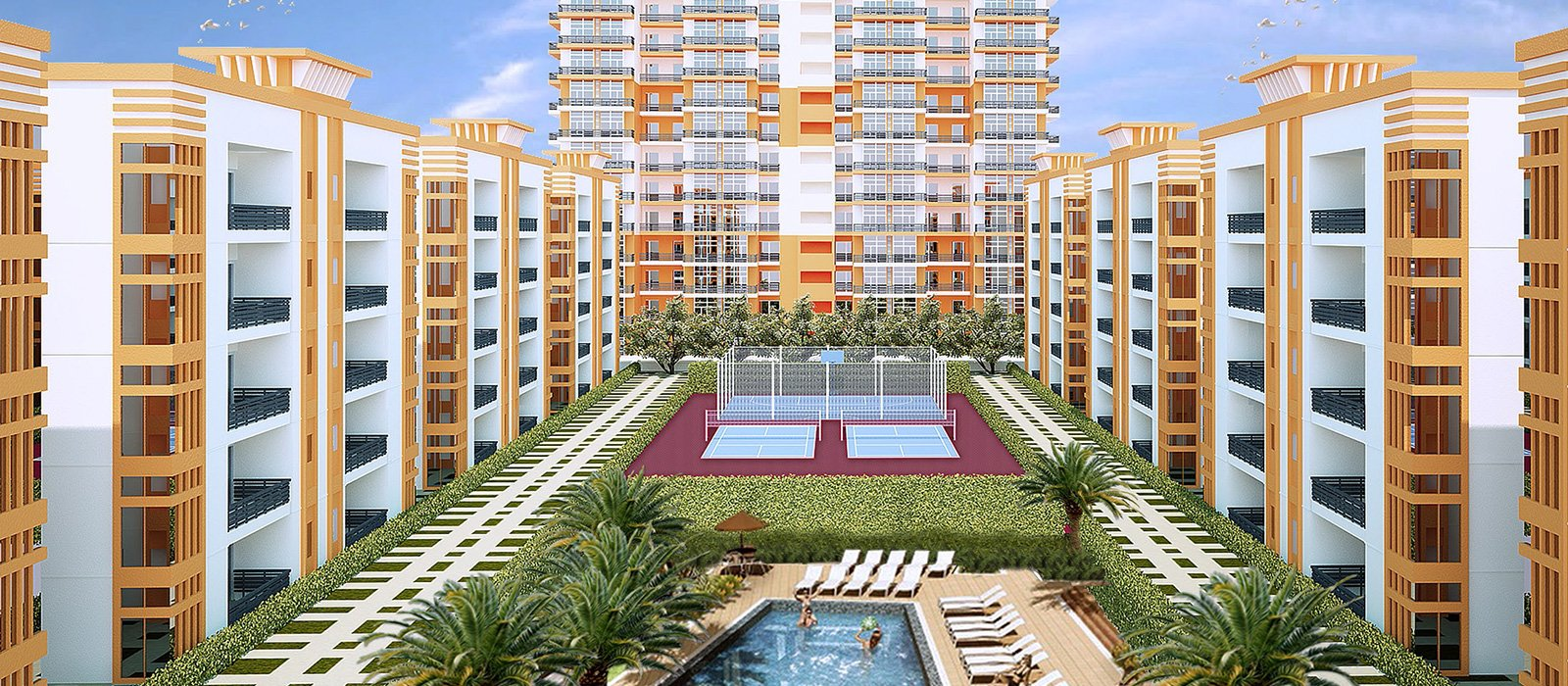 Emerald Heights, Sector 88, Greater Faridabad